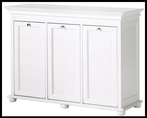 Browse Linen Cabinet With Hamper  Roselawnlutheran Medium