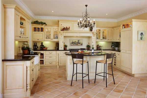 Browse Modern French Style Provincial Kitchens In Melbourne   Sydney Medium