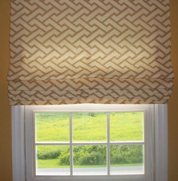 Browse Outside Mount Roman Shades 2017 Grasscloth Wallpaper Medium