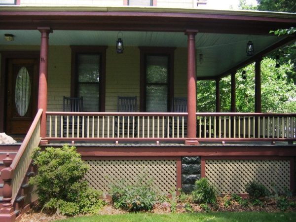 Browse Porch Railing Height Building Code Vs Curb Appeal Medium