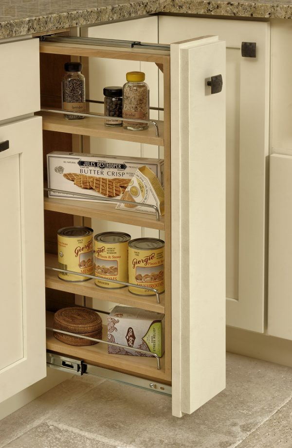 Browse Pullout Spice Rack Cabinet   Kitchen Storage Organizer Medium