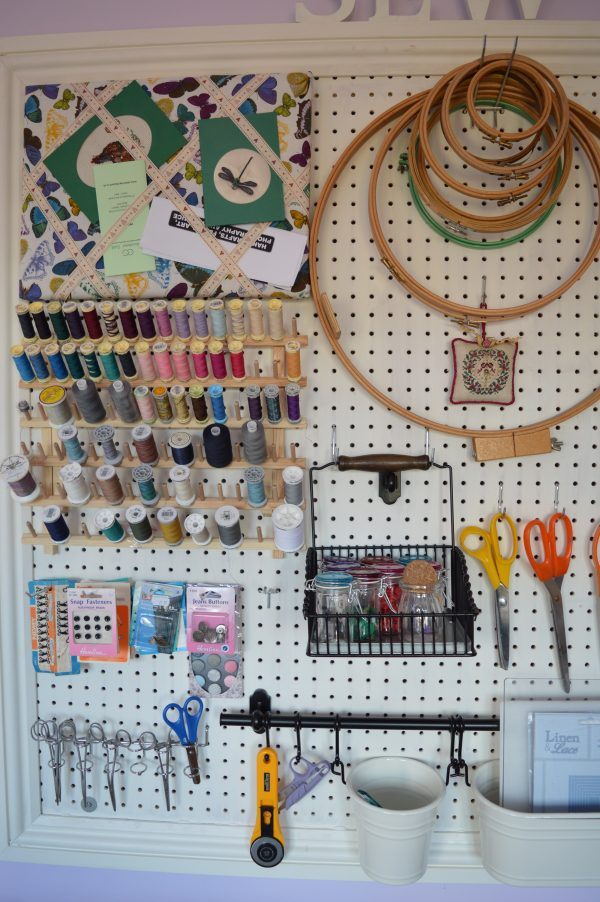 Browse Sewing Room Pegboardthecraftycreek Medium