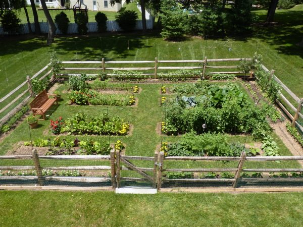 Browse Small Fence Ideas Vegetable Gardendesign Idea And