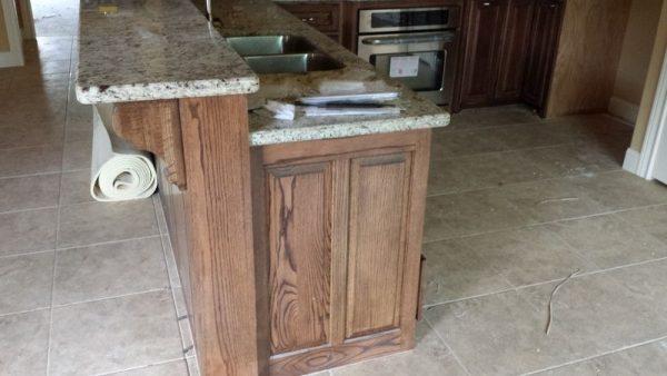Browse Walnut Stained Oak Cabinetsburnished Walnut Stain On Medium
