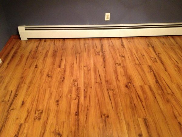 Browse Wide Plank Knotty Pine Laminate Flooring Medium