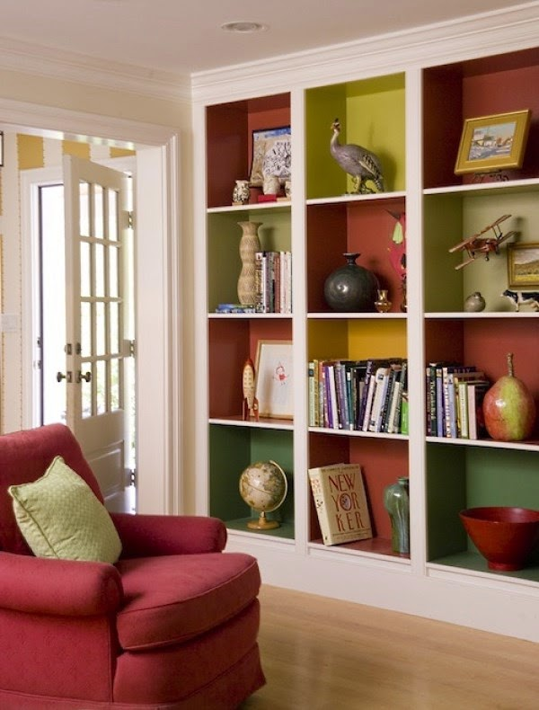 clever 15 functional living room shelving ideas and units