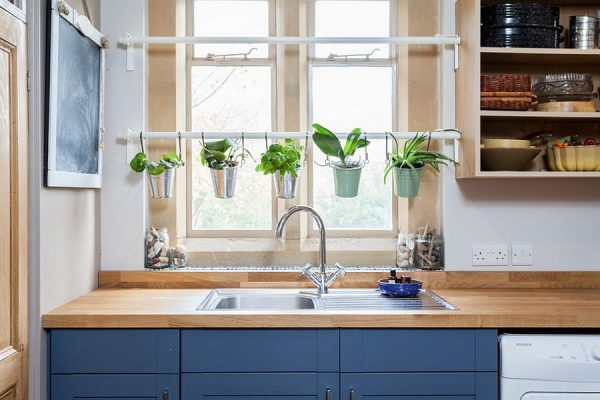 Clever 18 Creative Ideas To Grow Fresh Herbs Indoors Medium