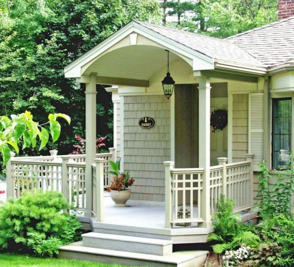 Clever 30 Cool Small Front Porch Design Ideasdigsdigs Medium