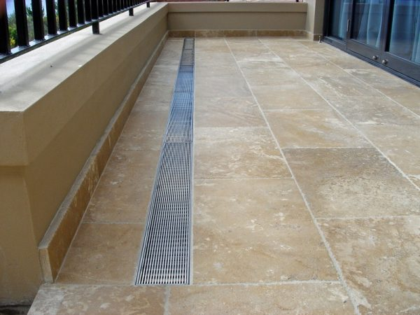 Clever Balcony Drainageauswave Products Medium