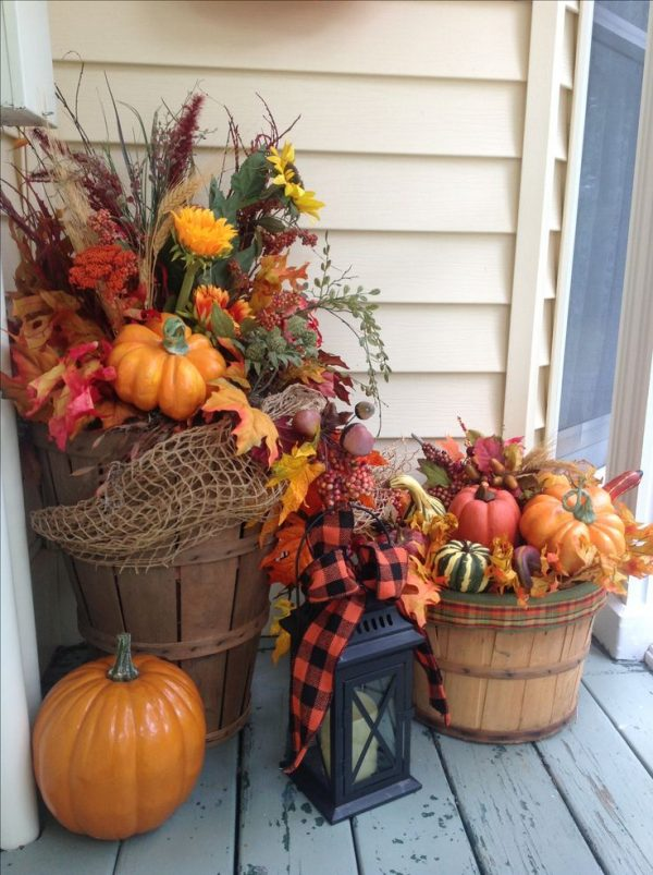 clever best 25  thanksgiving decorations outdoor ideas on medium