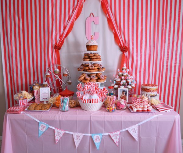 Clever Charlies Carnival 1st Birthday Project Nursery Medium