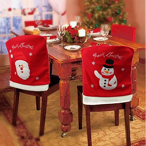 Clever Christmas Holiday Chair Cover Patternhome Designing Medium