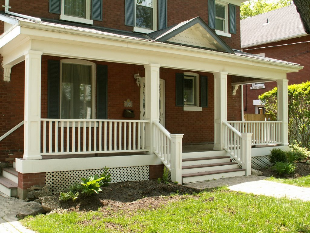 clever create your own front porch designs