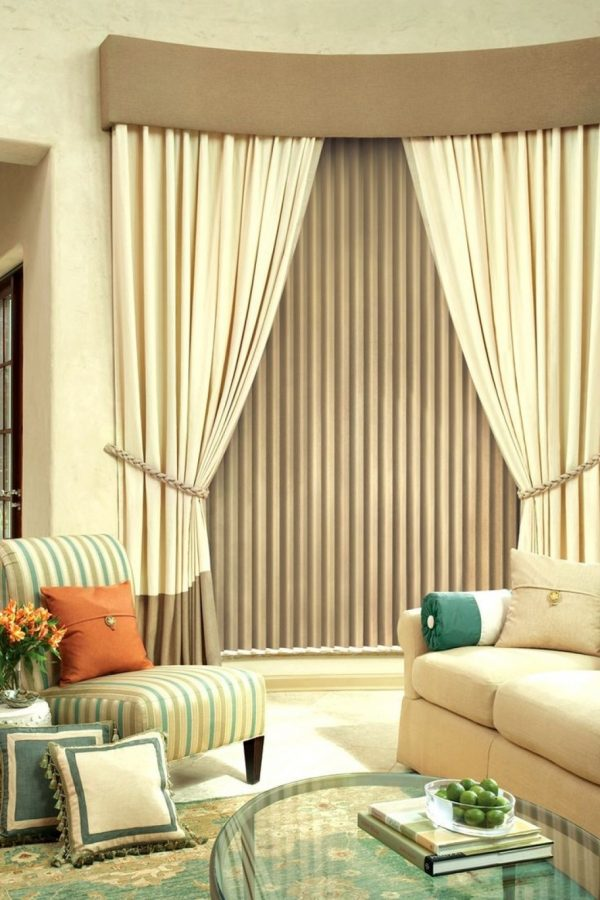 Clever Curtain Outstanding Curtains With Blinds Curtains Over Medium