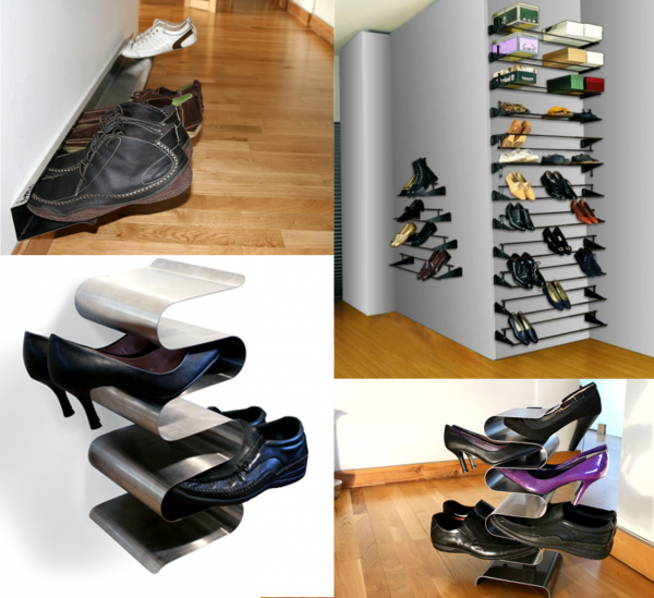Clever Diy Wall Mounted Shoe Rack Plans Wooden Pdf Woodworking Medium