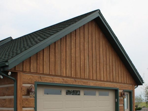 Clever Everlog Concrete Log Siding Profiles And Colors Medium