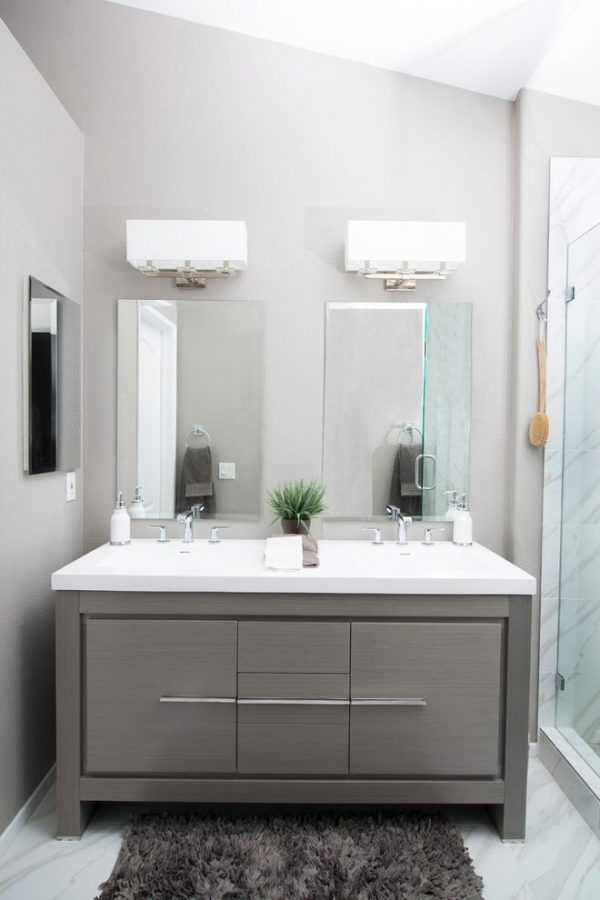 Clever Free Interior Bathroom Design San Diego Home Regarding Medium