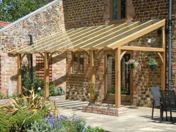 Clever Glazed Roof Pergola Now You Can Build Any Shed In A Medium
