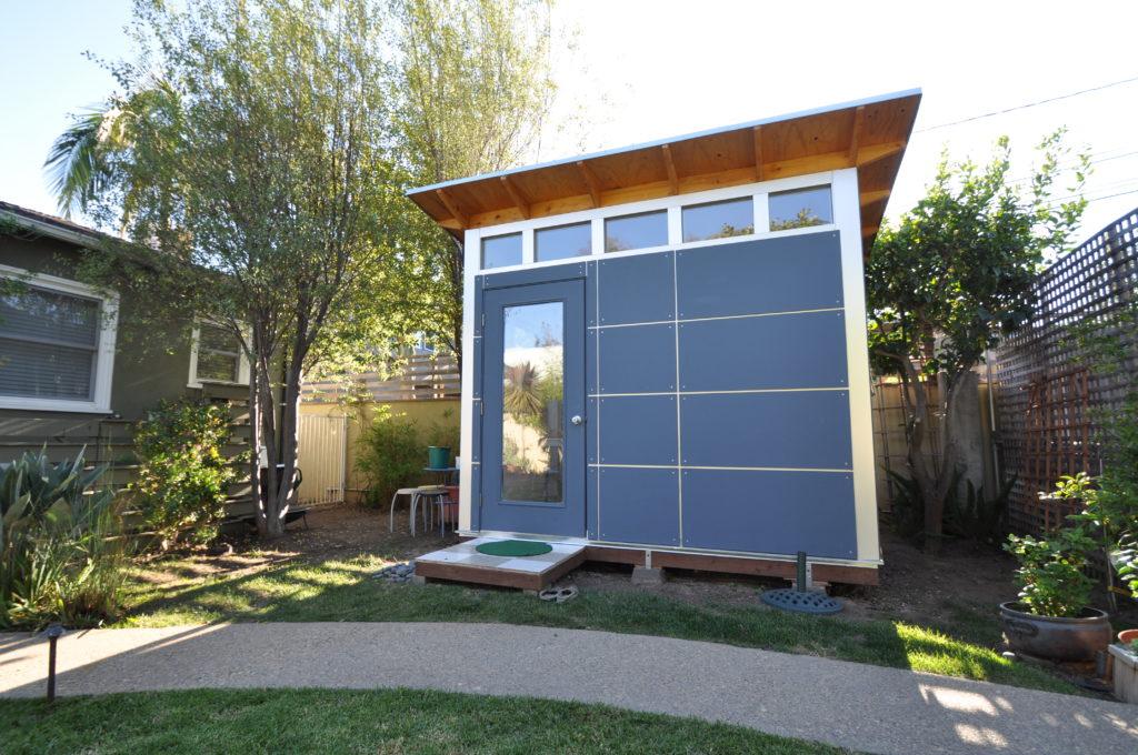 clever home music studiosbuild a prefab backyard recording studio