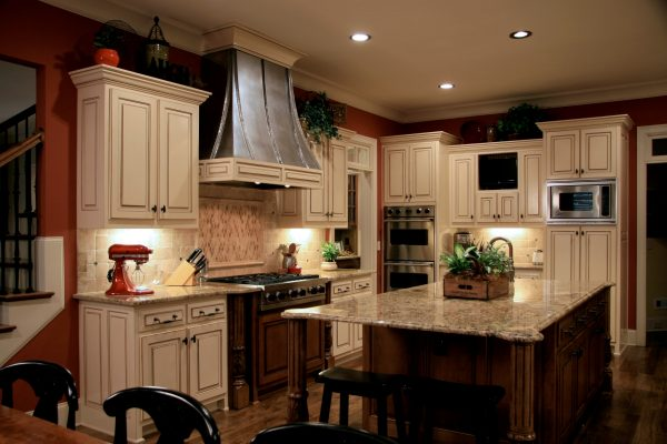 Clever Install Recessed Lighting In A Kitchenpro Construction Medium