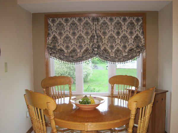 Clever Installing Outside Mount Roman Shades At Easehomesfeed Medium