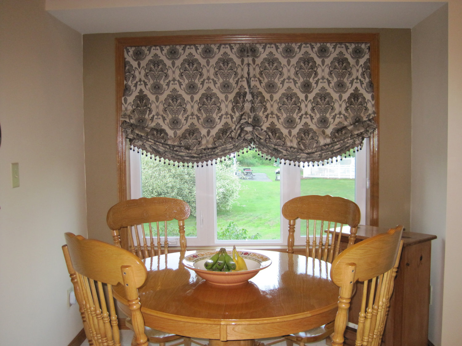 clever installing outside mount roman shades at easehomesfeed