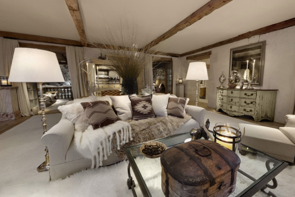 Clever Kdh Design Obsession The New Ralph Lauren Alpine Lodge Medium