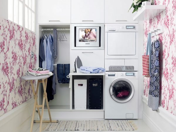 Clever Laundry Room Storage Organization And Inspiration Medium