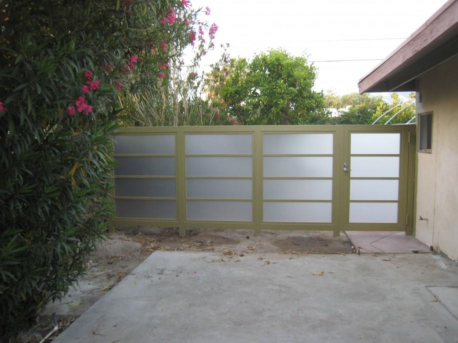 clever plexiglass fence around pool  bmpath furniture
