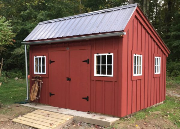 Clever Saltbox Shed Plansstorage Buildings Kitsjamaica Medium