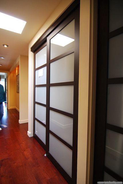 Clever Shoji Closet Doorshome Decor Medium