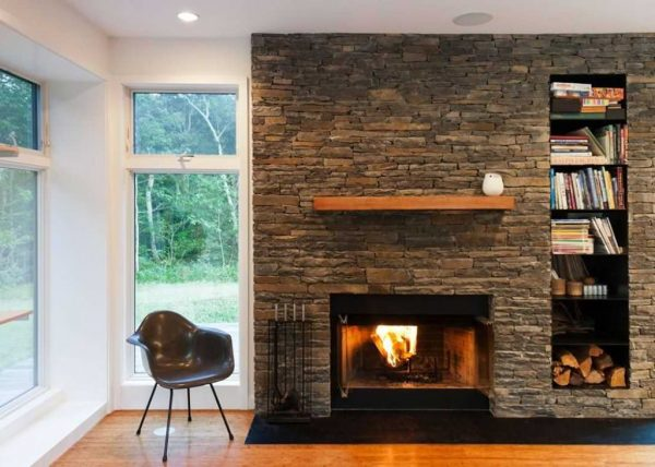 Clever The Best Prefab Fireplaces Idea And Design  Tedx Designs Medium