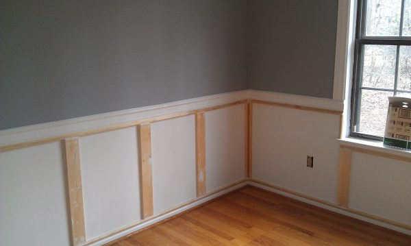 Clever Wainscoting Ideas For Dining Room Large And Beautiful Medium