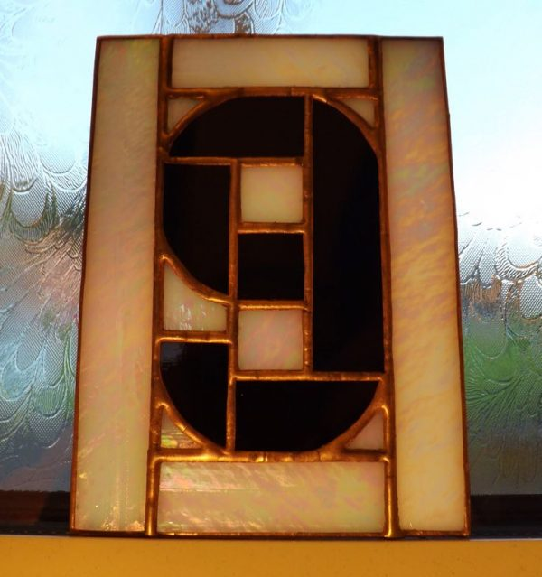 Collection 1000  Images About Stained Glass House Numbers On Medium