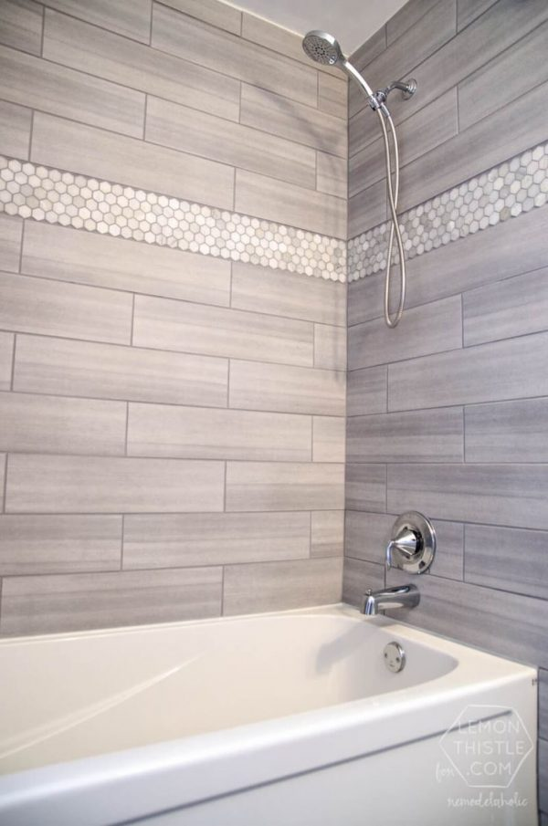 Collection 32 Best Shower Tile Ideas And Designs For 2019 Medium
