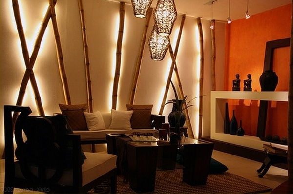 collection 34 ideas for decorative bamboo poles  how to use them
