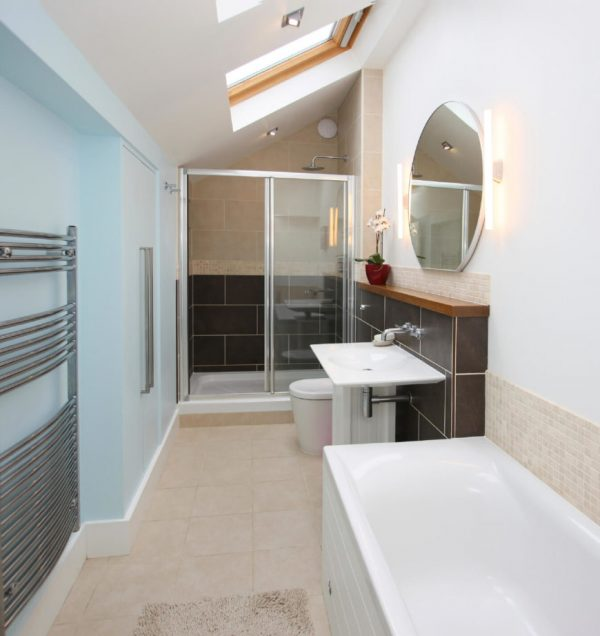 Collection 50 Beautifully Lit Bathrooms With Skylights Pictures Medium