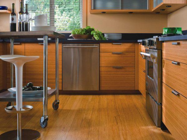 Collection Bamboo Flooring For The Kitchenhgtv Medium