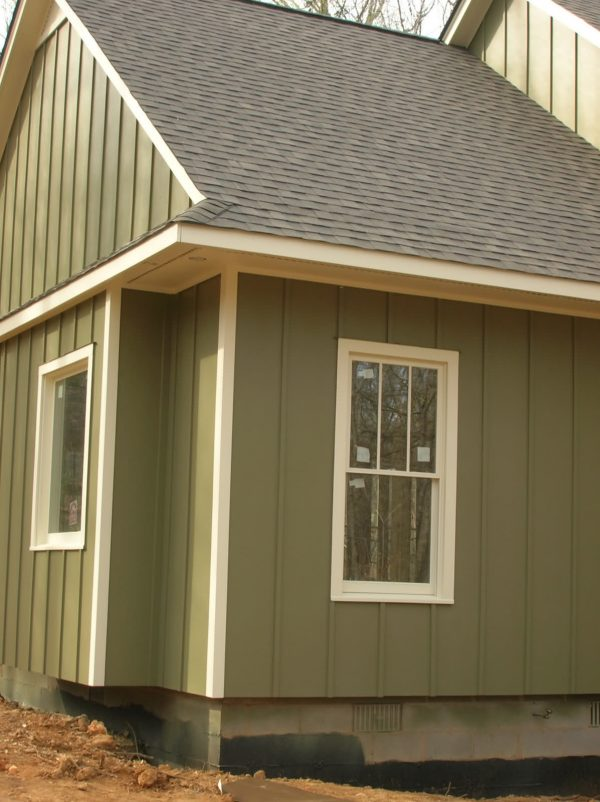 Collection Board   Batten Siding With Hardiplank Medium