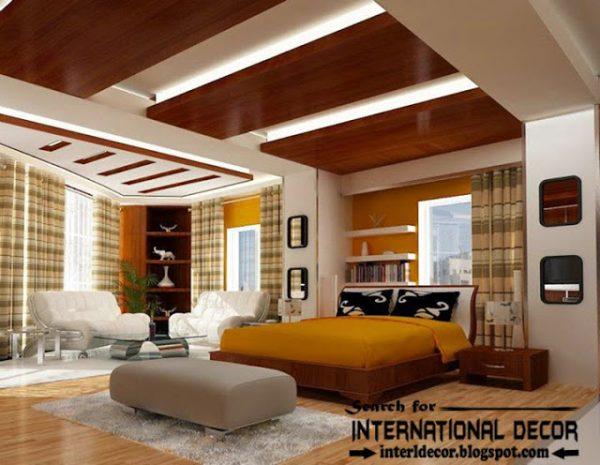 Collection Contemporary Pop False Ceiling Designs For Bedroom 2015 Medium