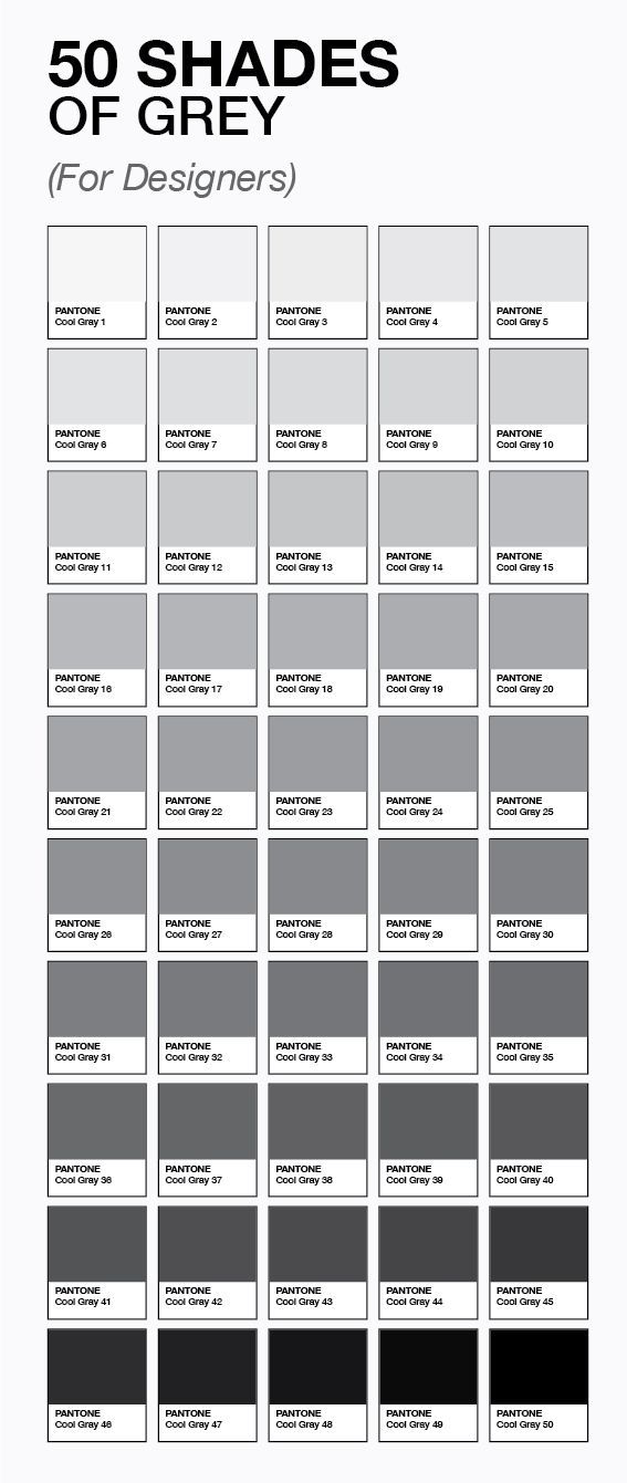Collection  Design Salvation 002 50 Shades 50th And Medium