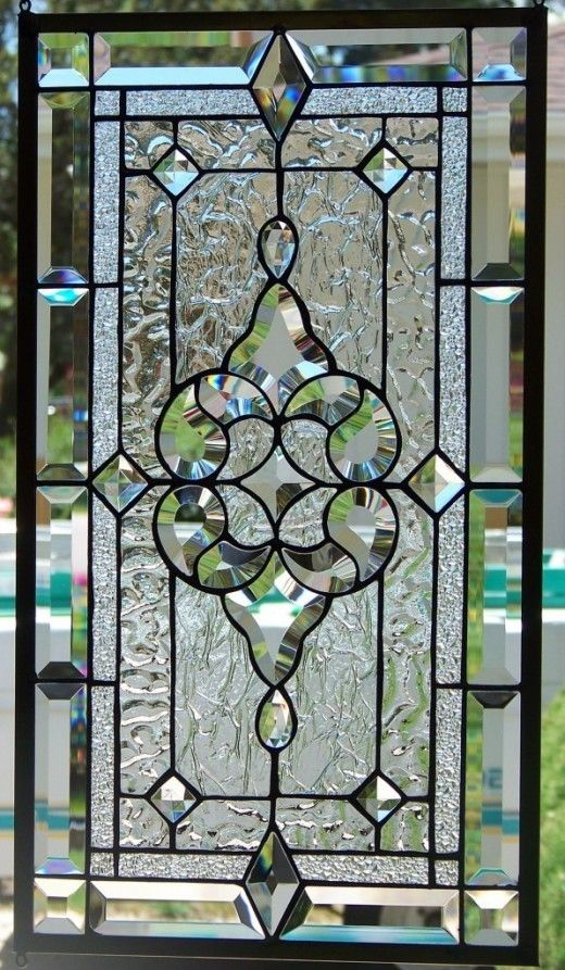 Collection Home Improvement Ideas Leaded Glass Windows Transoms Medium