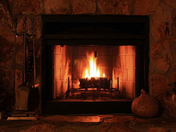 Collection How To   Repairprefab Wood Fireplace How To Design Medium