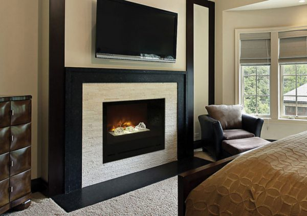 Collection Modern Electric Fireplaces To Warm Your Soulhome Medium