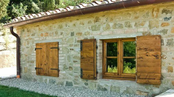 Collection Ravishing Tuscan Window Shutters Featuring Wooden Window Medium