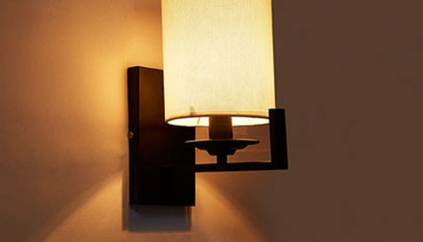 Collection Wall Lamp Bedroom Reading With Sconce Light Also Mounted Medium