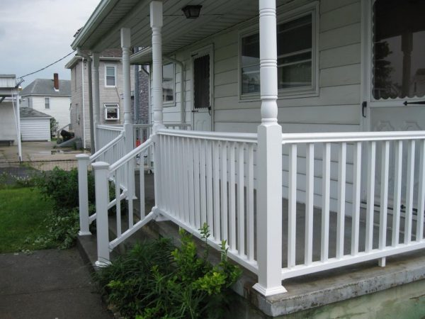 Collection Wooden Porch Railings Ideas Medium