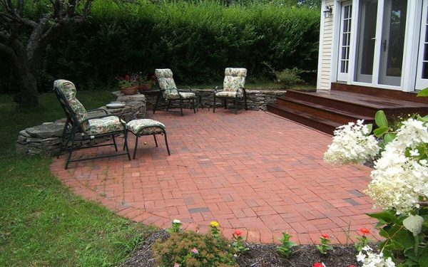 Creative 17 Best Images About New Brick Patio On How To Medium