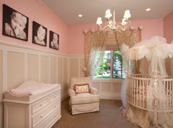 Creative 26 Round Baby Crib Designs For A Colorful And Cozy Nursery Medium