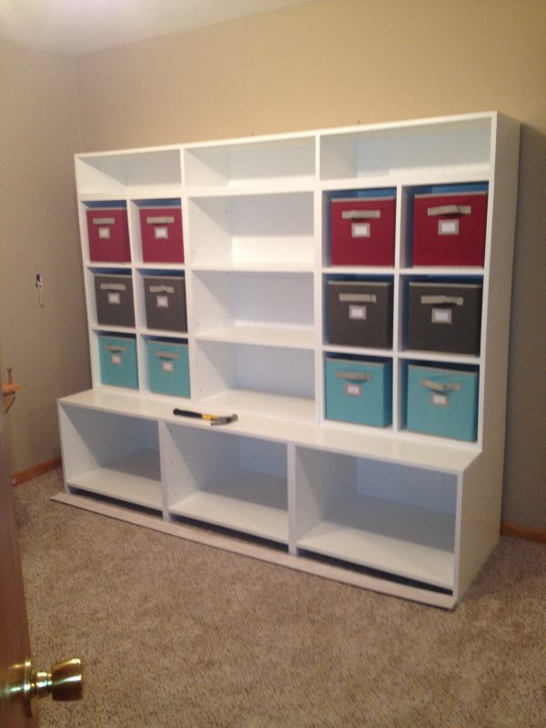 Creative Ana Whitetoy Storage Diy Projects Medium